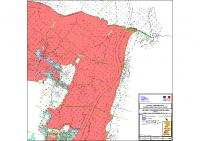 Carte de zonage 2 – Echenon – Saint-Usage – Saint-Symphorien-sur-Saône – Losne
