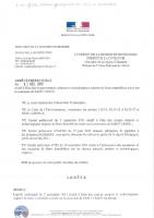 arrêté préfectoral du 17 décembre 2013
