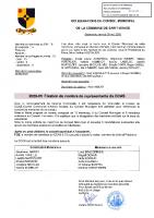 2020-05 Fixation du nombre de représentants du CCAS