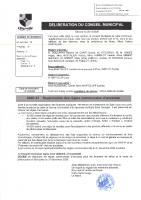 2020-33 Suppression des régies communales d'encaisse