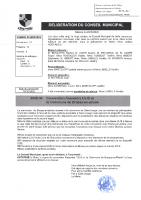2020-34 Convention financière ULIS et la commune de brazey-en-plaine
